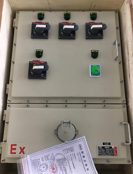 防爆配电箱钢板焊接材质
