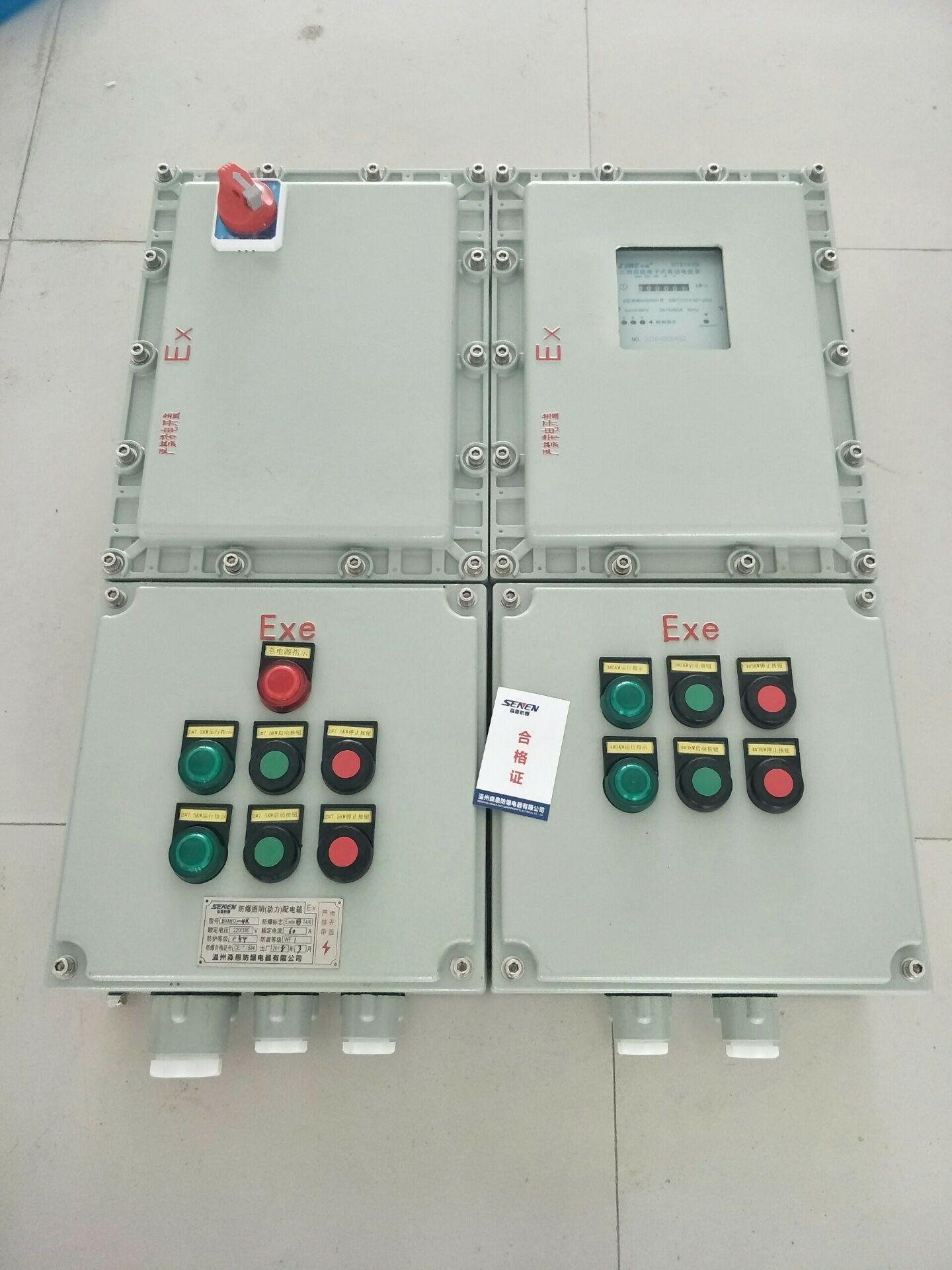防爆配电箱2