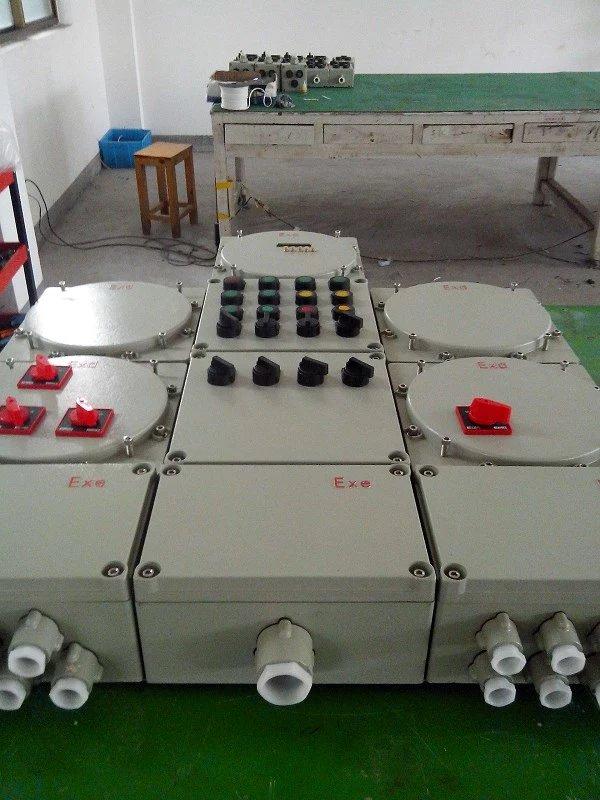 IIC级防爆配电箱BXM(D)图片2