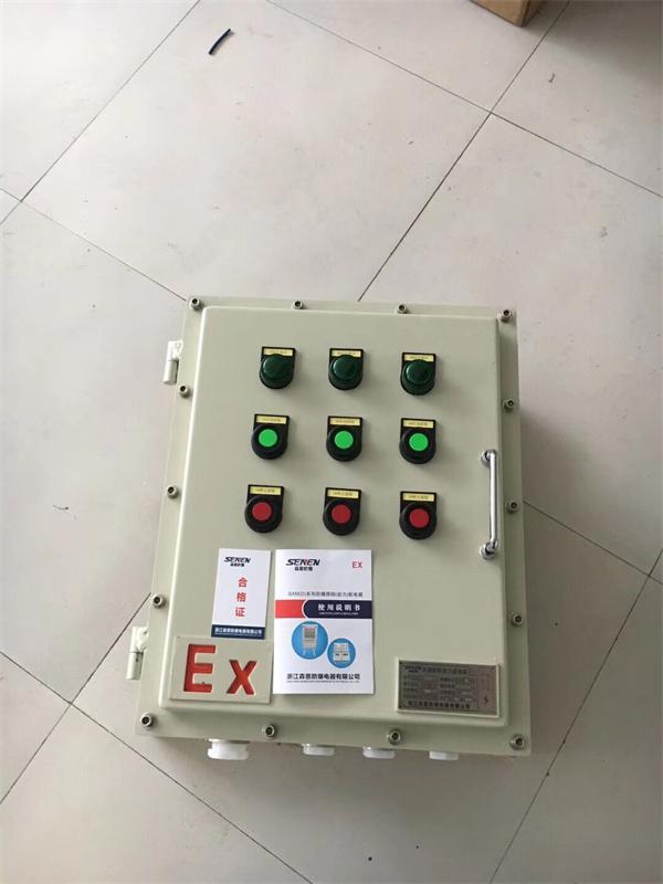 防爆控制箱图片1